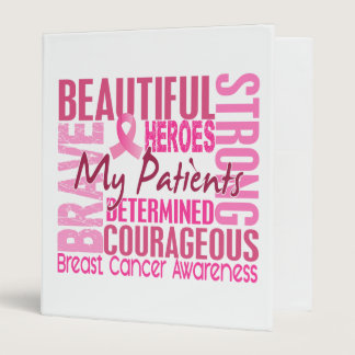 Tribute Square Patients Breast Cancer Binder