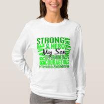 Tribute Square Son Lymphoma T-Shirt
