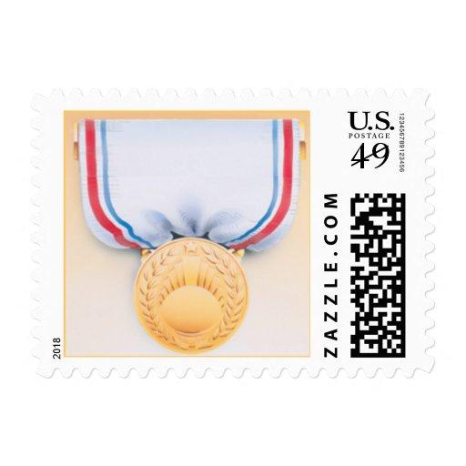 Tribute © stamp
