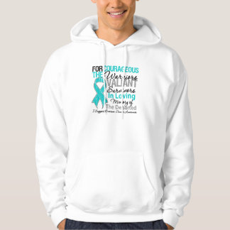 Tribute Support Ovarian Cancer Awareness Hoody