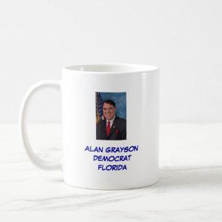 TRIBUTE TO ALAN GRAYSON COFFEE MUG