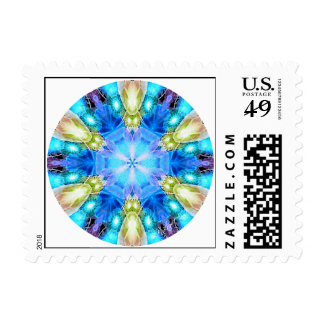 """Tribute to Chihuly"" Postage"