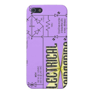Tribute to Electrical Engineering iPhone SE/5/5s Case
