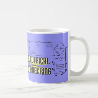 Tribute to Electrical Engineering Coffee Mug