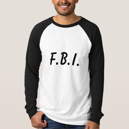 tribute to F.B.I. by dronepms T-shirts