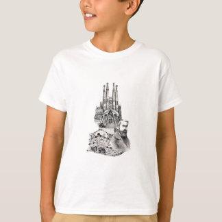 Tribute to Gaudi. T-Shirt