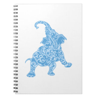 TRIBUTE TO HAPPINESS SPIRAL NOTEBOOK