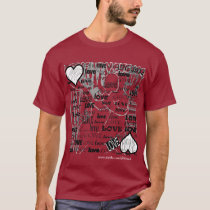 Tribute to Love T-Shirt - Customized
