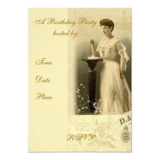 Tribute to Lucia Invitation 13 Cm X 18 Cm Invitation Card