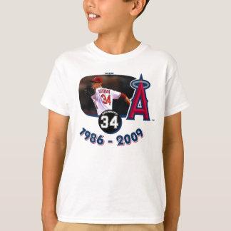 Tribute to Nick Adenhart  - Winner 10.12.09 T-Shirt