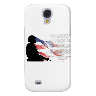 Tribute To the Man Who Killed Bin Laden Samsung Galaxy S4 Cover