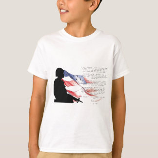 Tribute To the Man Who Killed Bin Laden T-Shirt
