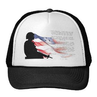 Tribute To the Man Who Killed Bin Laden Trucker Hat