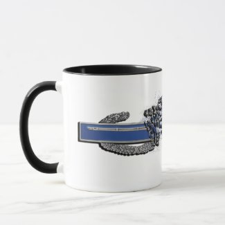 Tribute to U.S. Army Infantry Veterans coffee cup. Mug