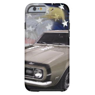 Tributo 1968 de Camaro SS Funda De iPhone 6 Tough