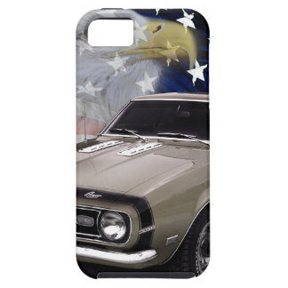 Tributo 1968 de Camaro SS iPhone 5 Case-Mate Fundas