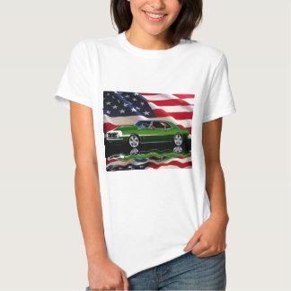 Tributo 1968 de Camaro SS Playera