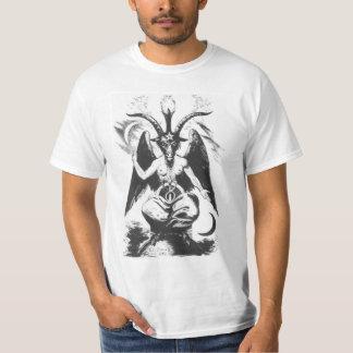 Tributo a Antón Szandor Lavey Camisas