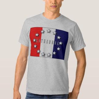 Tributo americano de la estrella camisas