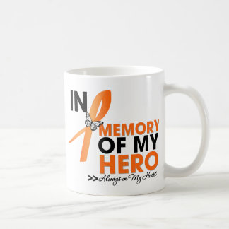 Tributo de COPD en memoria de mi héroe Taza