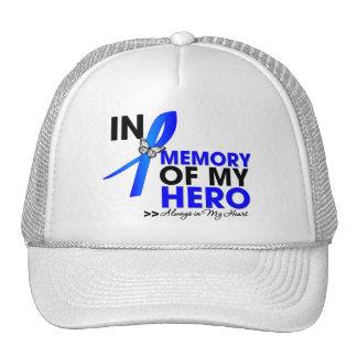 Tributo de la artritis reumatoide en memoria de mi gorra