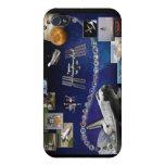 Tributo de la Atlántida iPhone 4/4S Carcasa