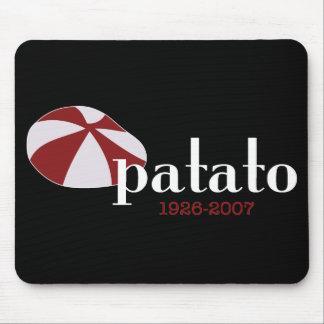 Tributo de Patato Tapete De Ratón