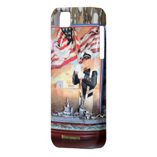 Tributo de USS Arizona Funda Para iPhone 5 Barely There