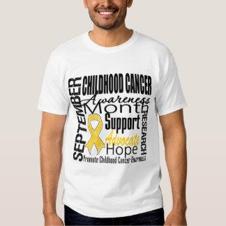 Tributo del mes de la conciencia del cáncer de la poleras