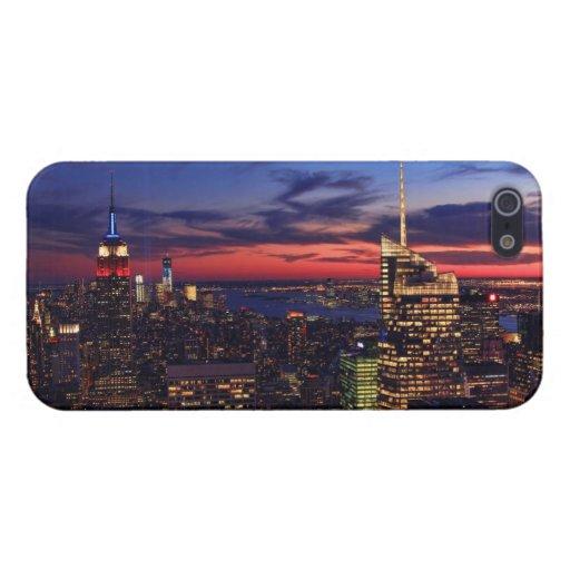 Tributo en de sept. el 11, ESB #2 de la luz de Cnt iPhone 5 Funda