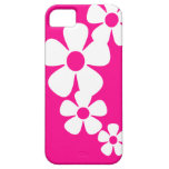 """Tributo rosado de neón (""""tarjeta de crédito de la  iPhone 5 Case-Mate coberturas"""