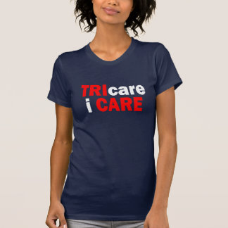 TriCare I Care T-Shirt