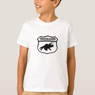 TRICERACOPS T-Shirt