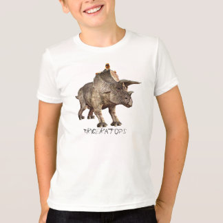 Triceratops & Boon T-Shirt