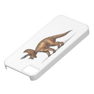 Triceratops Cartoon Dinosaur iPhone SE/5/5s Case