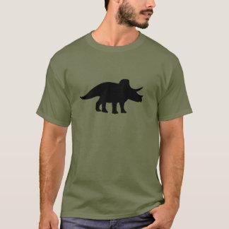 Triceratops Dinosaur. T-Shirt