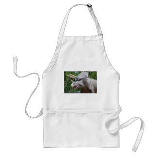 Triceratops/Dinosaurs Adult Apron