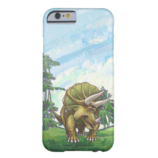 Triceratops Electronics Barely There iPhone 6 Case
