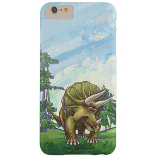 Triceratops Electronics Barely There iPhone 6 Plus Case