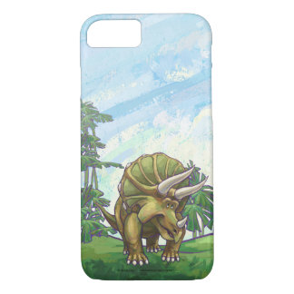 Triceratops Electronics iPhone 7 Case