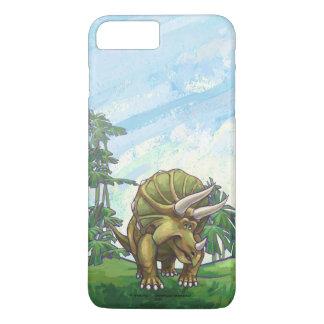Triceratops Electronics iPhone 7 Plus Case