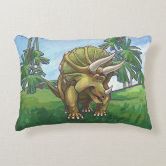 Triceratops Gifts & Accessories Accent Pillow