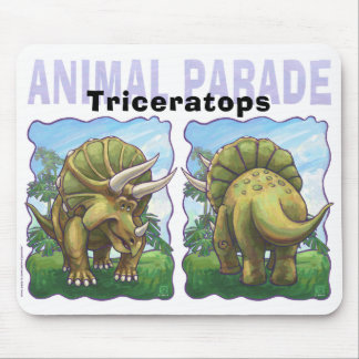 Triceratops Gifts & Accessories Mouse Pad