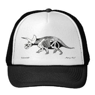 Triceratops Gregory Paul del gorra del dinosaurio