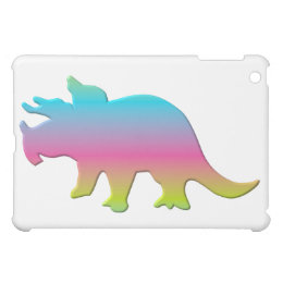 Triceratops iPad Mini Cases
