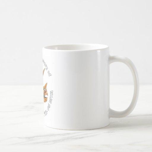 Triceratops' Memory Coffee Mugs