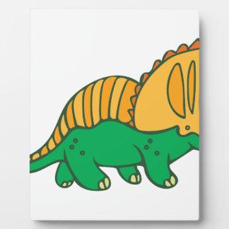 Triceratops Plaque