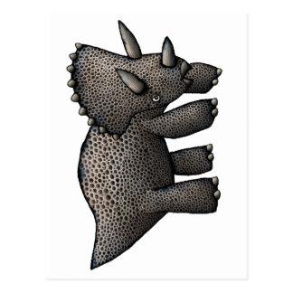 Triceratops! Postcard
