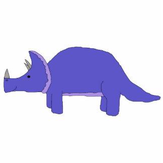 Triceratops sculpture