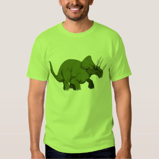 Triceratops T Shirt